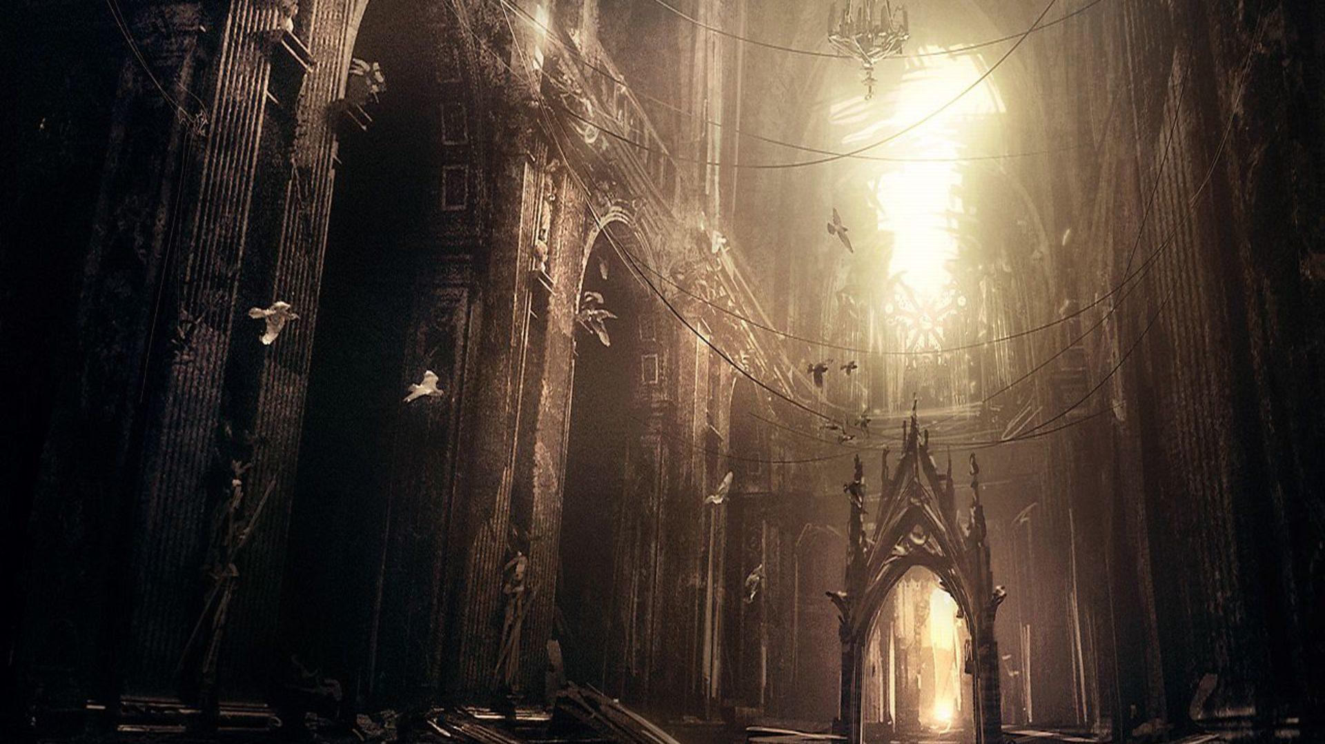 W Rytmie Światła - miasto wyobrażone
